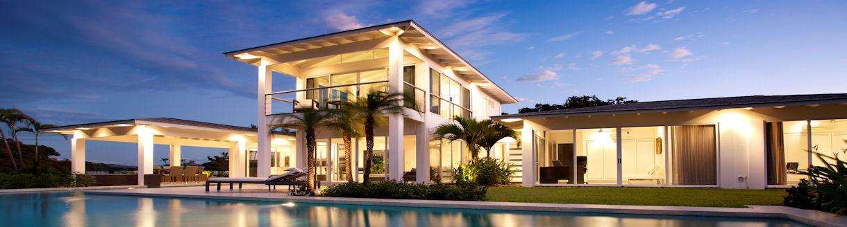 Opportunit s d 39 achat de biens immobiliers au costa rica for Achat maison de prestige