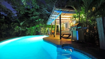 Seafront villa for rent in Costa Rica!