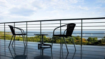 In Tamarindo, prestigious penthouse for rent with panoramic sea view!